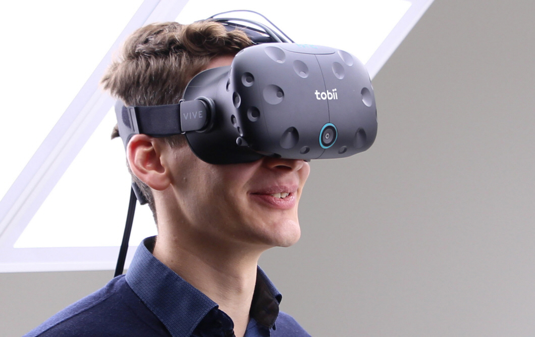 Tobii Eye Tracking Integrated in Qualcomm's new Smart Viewer VR Reference Design